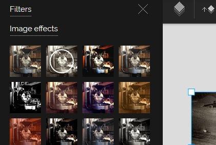 Pixteller Image Filters