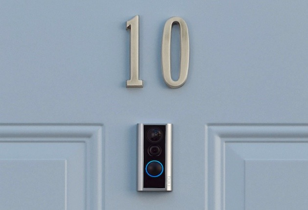 Ring Video Doorbell Peephole Cam