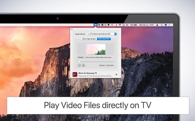 Wirelessly Stream Mac To Tv Airbeamtv
