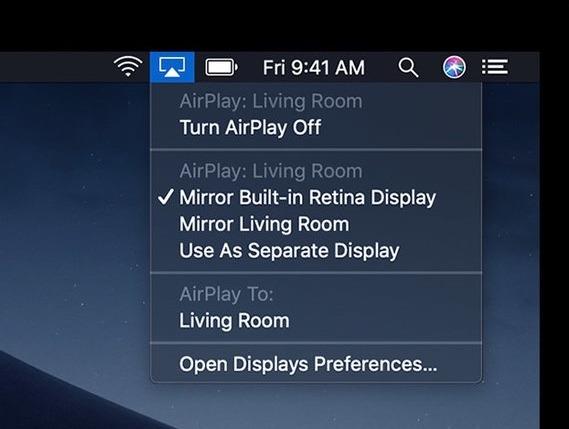 Wirelessly Stream Mac To Tv Turnoff