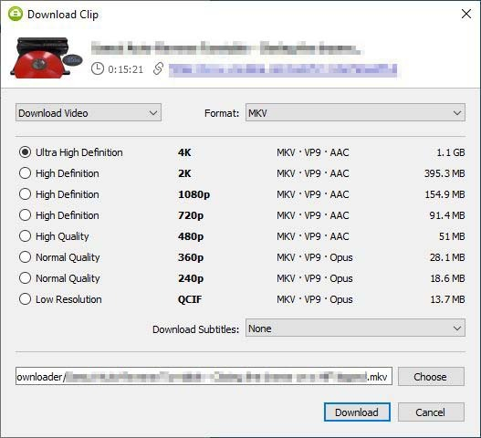 4k Video Downloader Mkv Grab