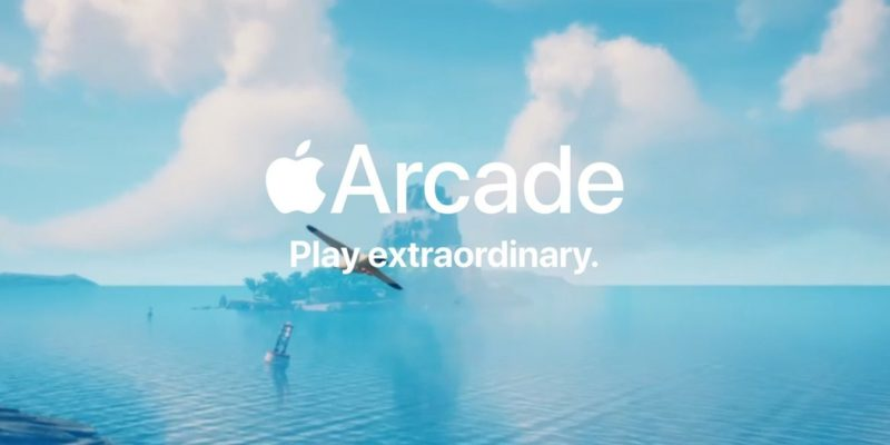 Apple Arcade Featured