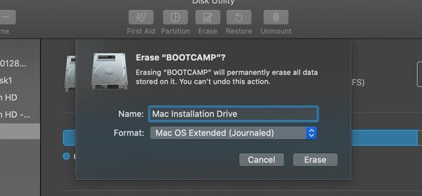 Downgrade Macos Format Disk