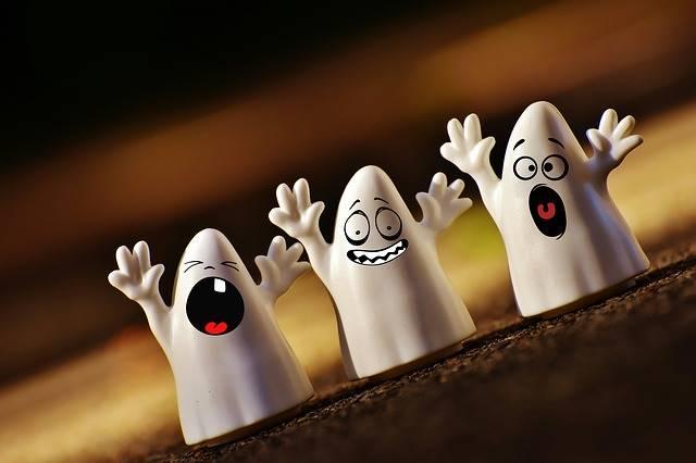 Keyboard Ghosting Ghosts