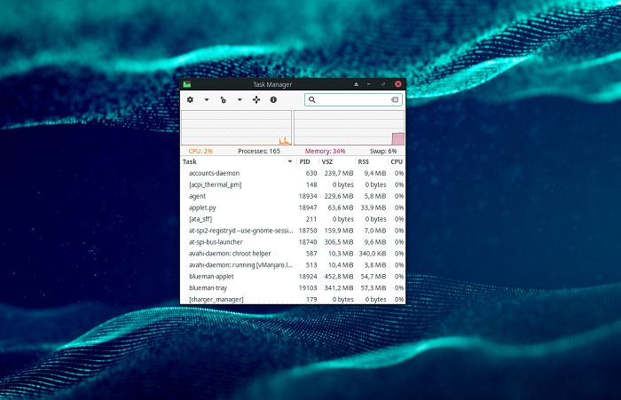 Manage Processes With Your Task Manager