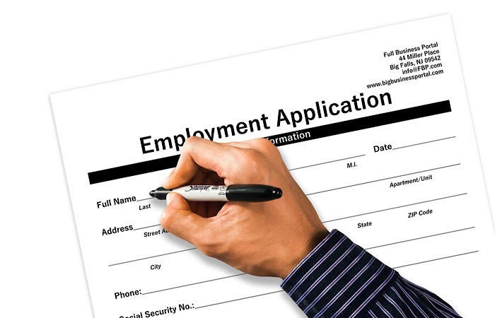 News Job Application Ai Form