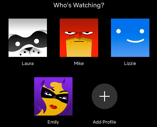 News Netflix Sharing Ending Profiles