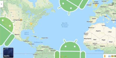 Android Location Spoofing Feature