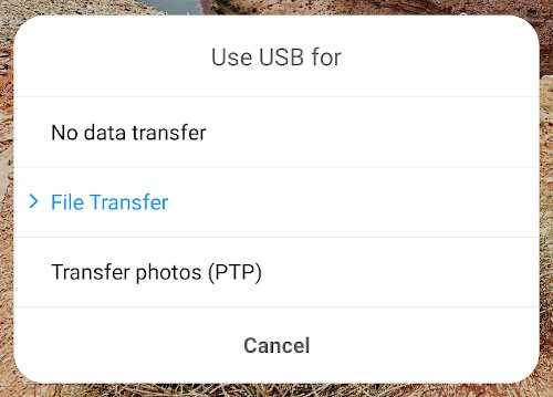 Android Uninstall Bloatware Usb Transfer Mode
