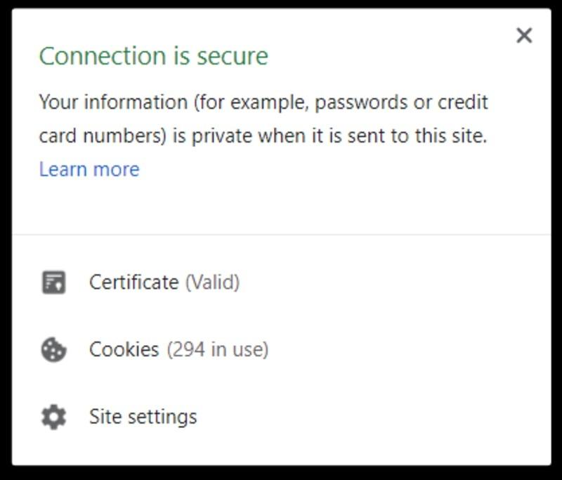 Chrome Padlock Icon Options
