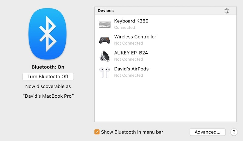 Connect Airpods To Mac Bluetooth