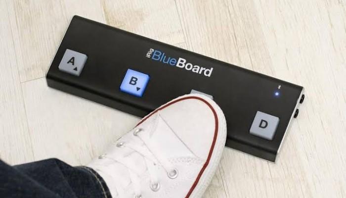Guitar Blueboard