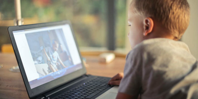 Laptop Kid Feature