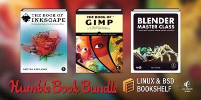Linux Bsd Bookshelf Bundle Featured