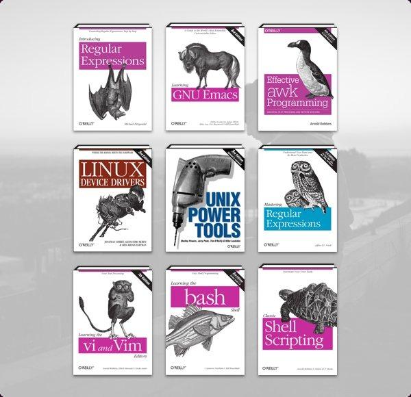 Linux Unix Bundle Book List
