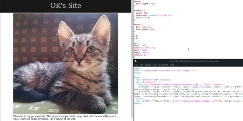 Make A Site Featured