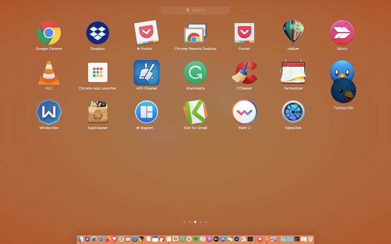 Make Launchpad For Mac More Useful Arrange
