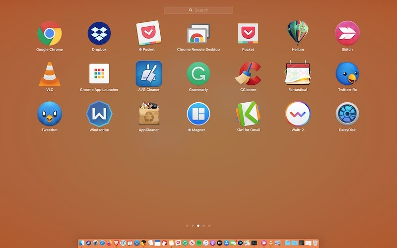 Make Launchpad For Mac More Useful Arrange2