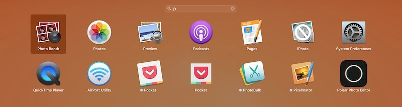 Make Launchpad For Mac More Useful Searchp