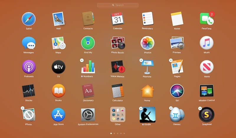 Make Launchpad For Mac More Useful Uninstall