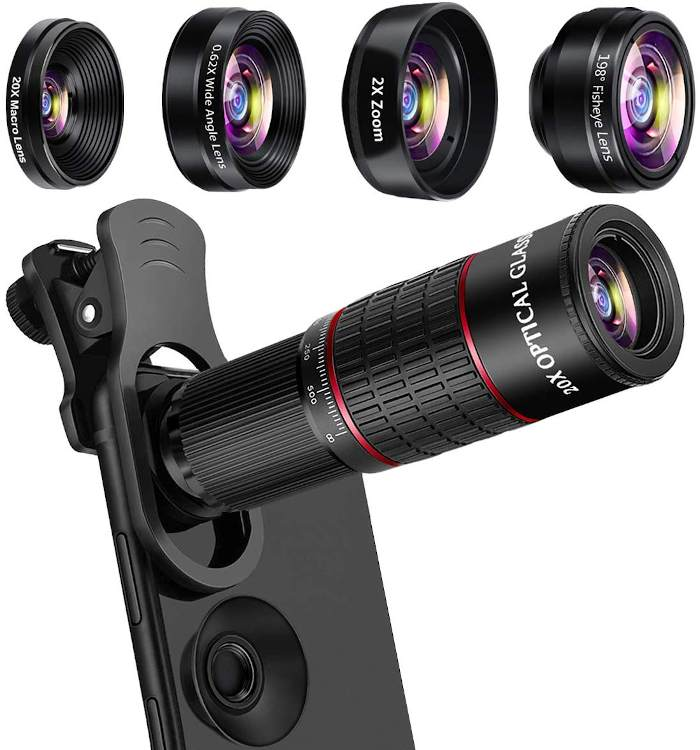 Mikkin Cell Camera Lens Kit