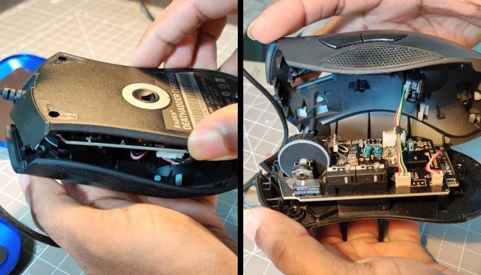 Mouse Repair Guide 05