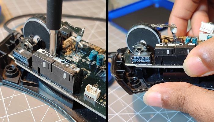 Mouse Repair Guide 09