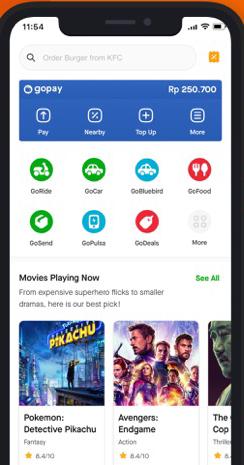 Super App Gojek