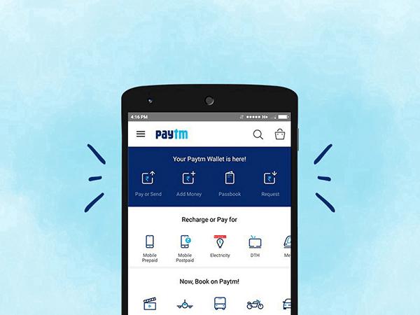Super App Paytm