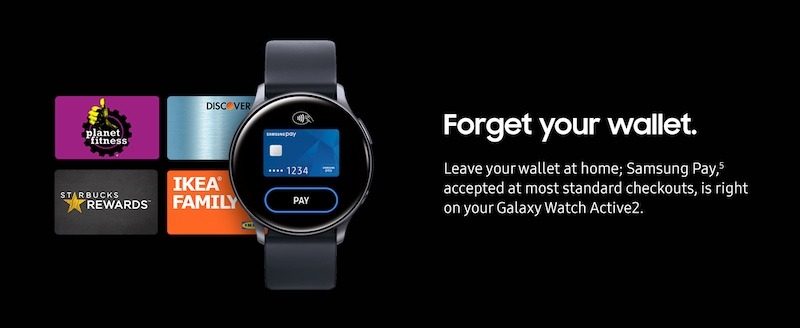Which Smartwatch Holiday Season Samsung Active
