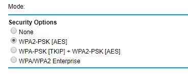 Wifi Not Secure Warning Security Options