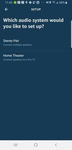 Alexa Firetv Audio Home Theater