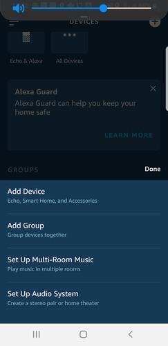 Alexa Firetv Audio Set Up Audio System