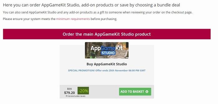 App Game Studio