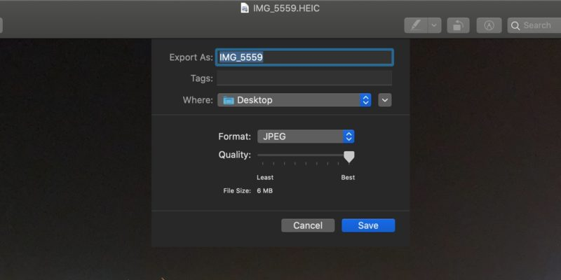 Convert Heic To Jpeg Cover