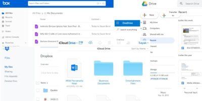 Featured Transfer Files From One Cloud Provider To Another