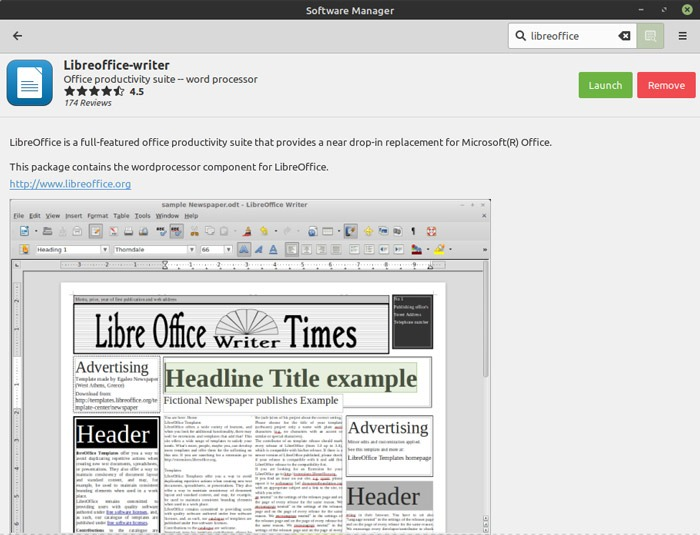 Libreoffice Writer Autotext Installation