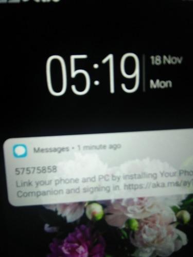 Link Phone Pc