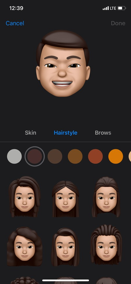 Memoji Stickers Ios Edit Options