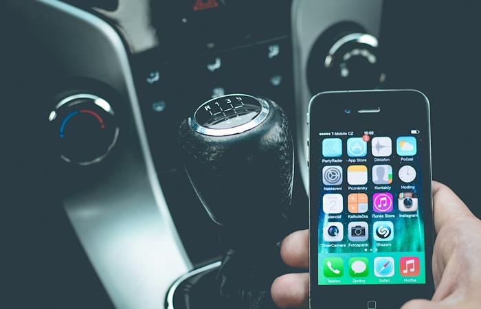 News Stalker Phone Apps Car