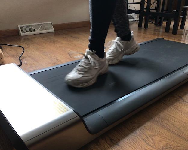 Review Walkingpad Introducing