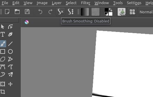 Sketch Like A Pro In Krita Disable Stabilizer