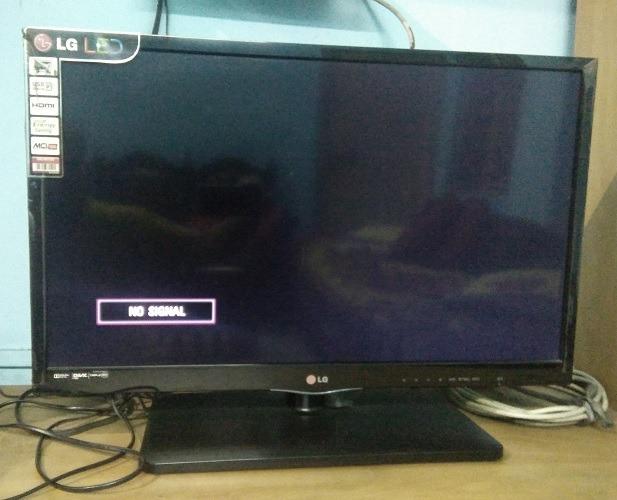 Television No Signal