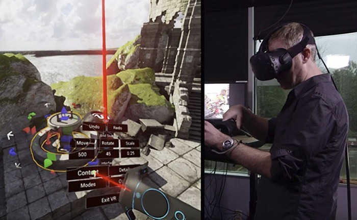 Unreal Engine Game Rendering