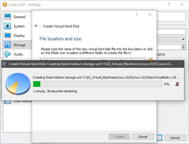 Virtualbox Hdd Upgrade Adding Space