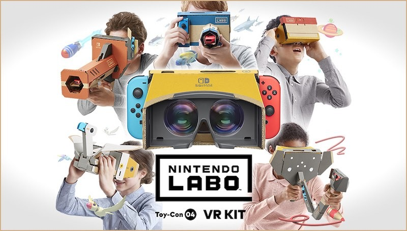 Affordable Vr Headsets Nintendo