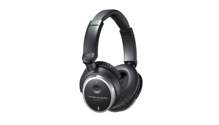 Anc Headphones Audiotechnica