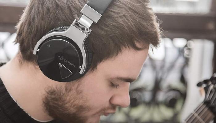 Anc Headphones Cowin