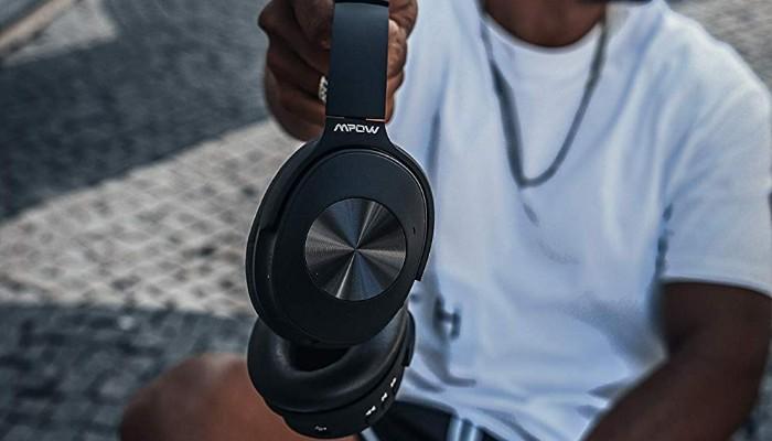 Anc Headphones Mpow