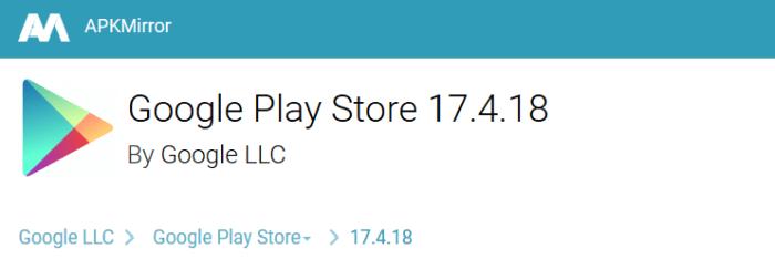 Download Install Google Play Apk Mirror
